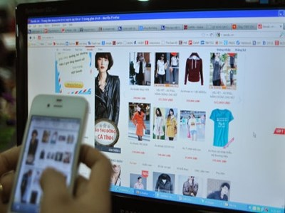 Online sales boom as Tet approaches hinh anh 1