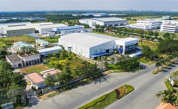 Hanoi boosts investment in industrial clusters hinh anh 1