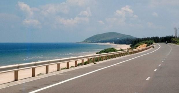 Kien Giang approves in principle 64 million USD coastal road hinh anh 1