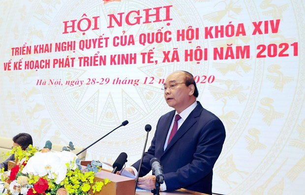 2020 –most successful year over past five years: PM hinh anh 1