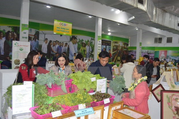Hanoi recognises 630 OCOP products over last 3 years hinh anh 1