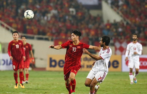 Vietnamese football a silver lining in Southeast Asia hinh anh 1