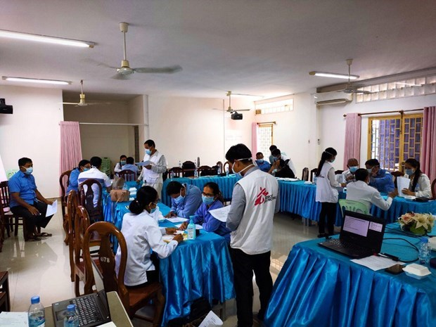 New developments related to COVID-19 in Cambodia, Laos, Philippines hinh anh 1