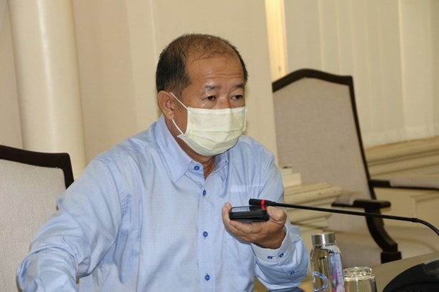 Dong Thap takes urgent anti-pandemic measures as new case found hinh anh 1