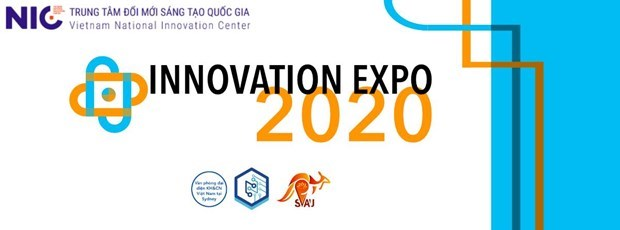 2020 Innovation Expo fosters Vietnamese research students in Australia hinh anh 1