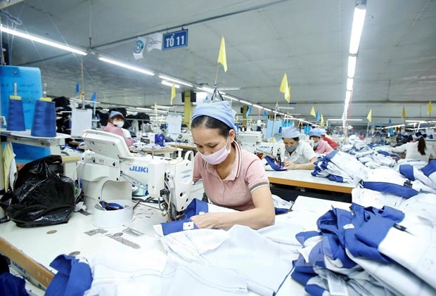 HCM City's 2020 economic growth at 1.39 percent hinh anh 1