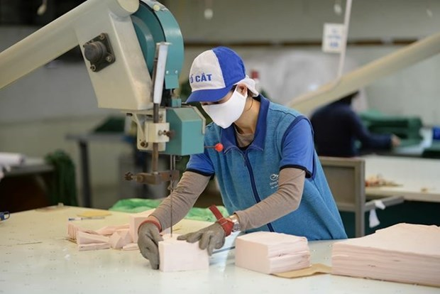 Garment-textile sector targets 38-39 billion USD in 2021 export revenue hinh anh 1