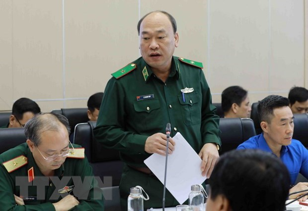 Camera systems installed to help detect illegal border trespassing hinh anh 1