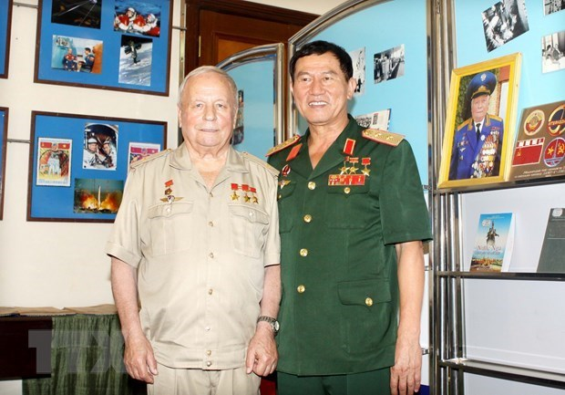Seminar reviews 70 years of Vietnam – Russia defence training cooperation hinh anh 1