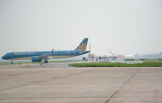 Noi Bai airport's upgraded runway ready for operation hinh anh 1