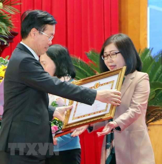 External information service contributes to national development, defence hinh anh 2