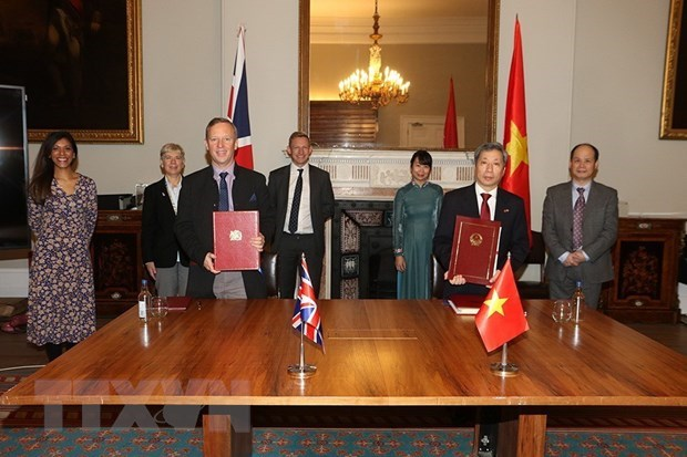 British PM's Trade Envoy: UKVFTA ushers in a bright future for UK-Vietnam ties hinh anh 1