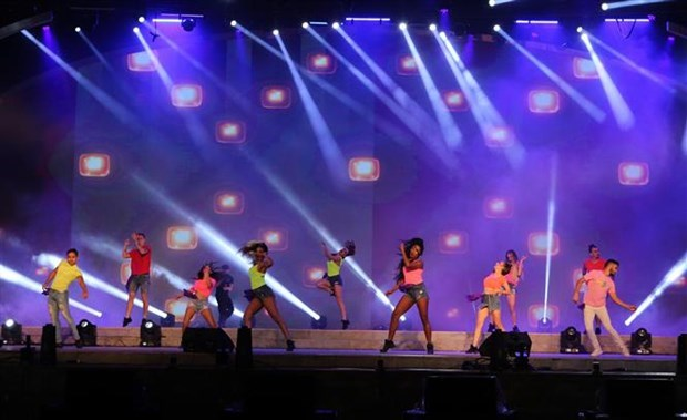 Da Nang Festival – Welcome New Year 2021 boosts tourism recovery hinh anh 1