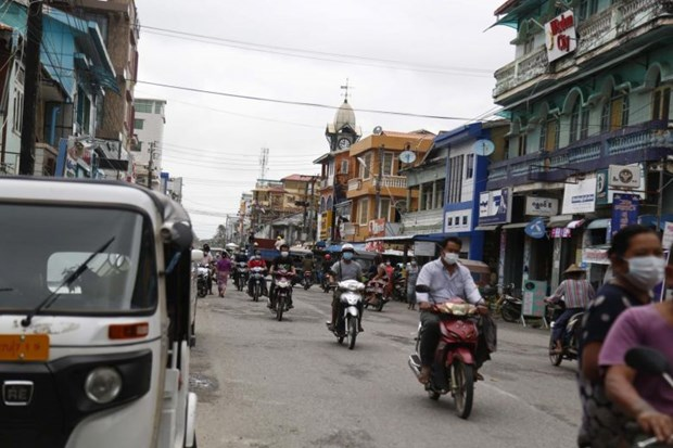 Myanmar extends entry restrictions for travellers to end of January hinh anh 1