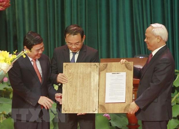 HCM City announces establishment of Thu Duc city hinh anh 1