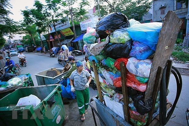 Hanoi to build second waste-to-energy plant hinh anh 1