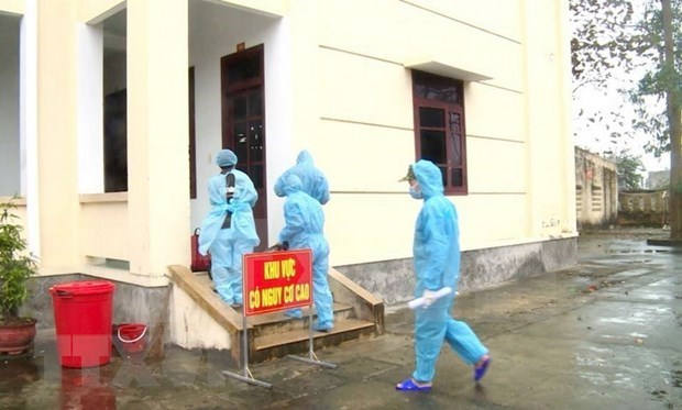 Vietnam records nine imported COVID-19 cases on New Year day hinh anh 1