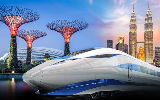 Malaysia, Singapore terminate high-speed rail link project hinh anh 1