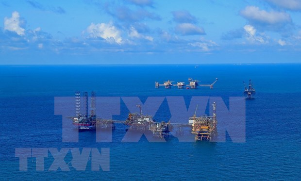 Vietsovpetro eyes close to 3 mln tonnes of oil equivalent in 2021 hinh anh 1