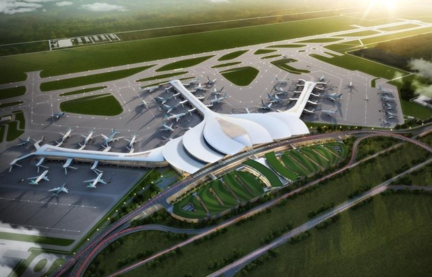 Construction of Long Thanh airport to begin on January 5 hinh anh 1