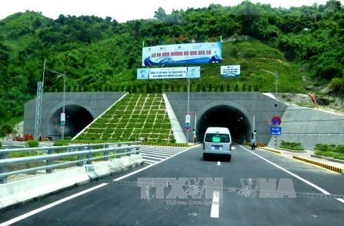 Ministry asks PM to approve extra funding for tunnel project hinh anh 1