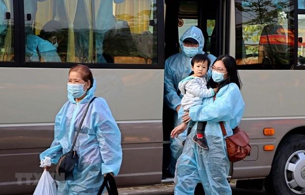 Vietnam records three new COVID-19 cases hinh anh 1