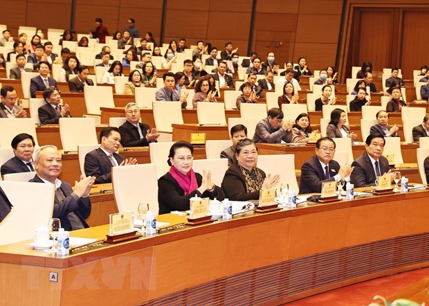 More effort needed to renovate National Assembly's operations: Top legislator hinh anh 1