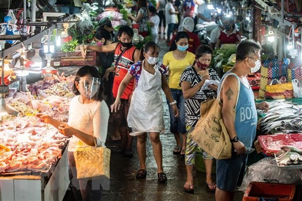 Philippines posts highest inflation since March 2019 hinh anh 1