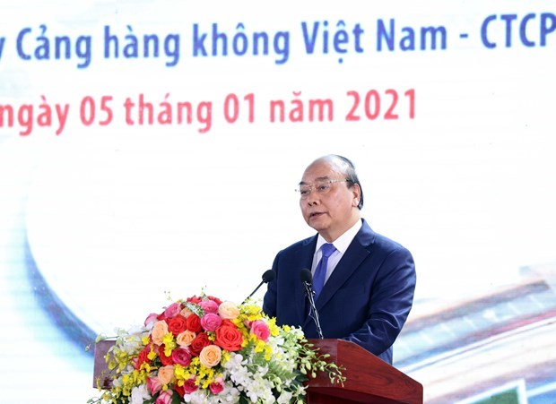Long Thanh airport plays part in making Vietnam stronger: PM hinh anh 2