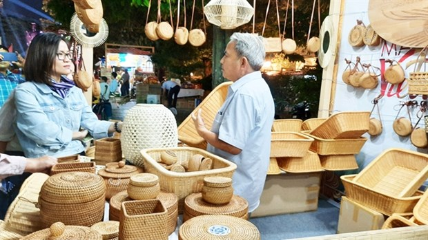 Handicrafts target 5 billion USD in export value by 2025 hinh anh 1