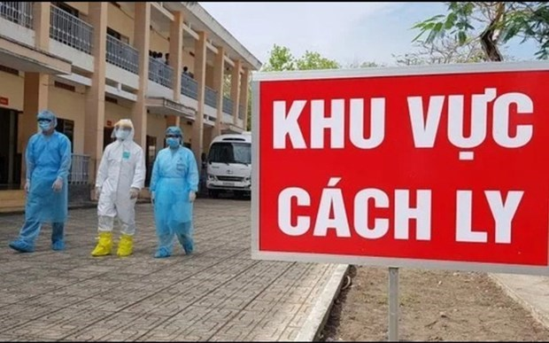 COVID-19 prevention work in concentrated quarantine facilities tightened hinh anh 1