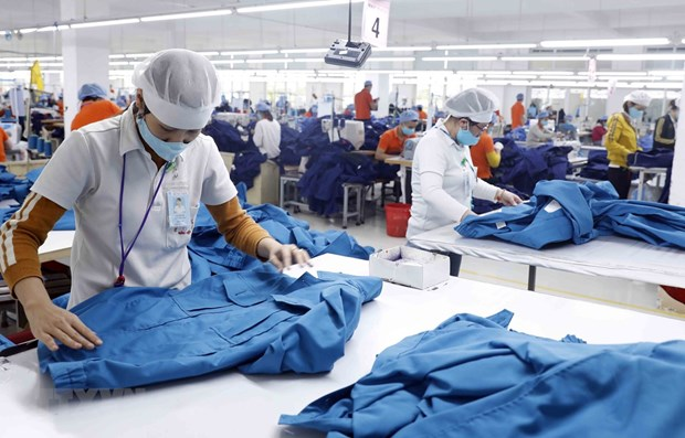 Vietnam to be among top growth performers again in 2021: HSBC hinh anh 1