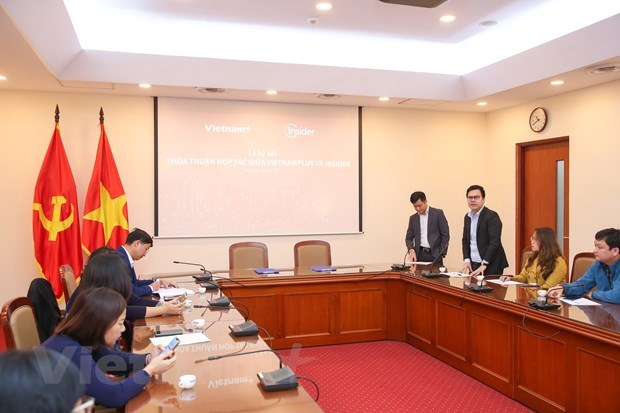 VietnamPlus, Insider cooperate in digital transformation in journalism hinh anh 2