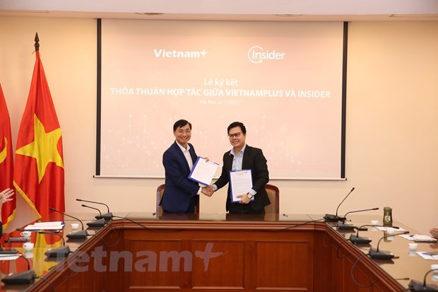 VietnamPlus, Insider cooperate in digital transformation in journalism hinh anh 1