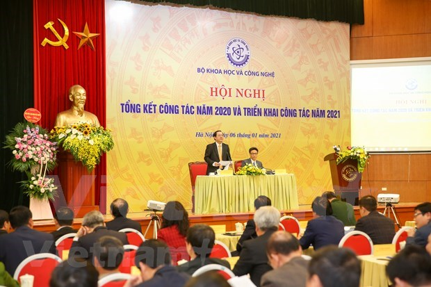 Bottlenecks must be removed to facilitate innovation: Deputy PM hinh anh 1