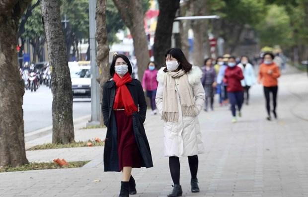 Hanoi, Hai Phong intensify COVID-19 prevention measures hinh anh 1