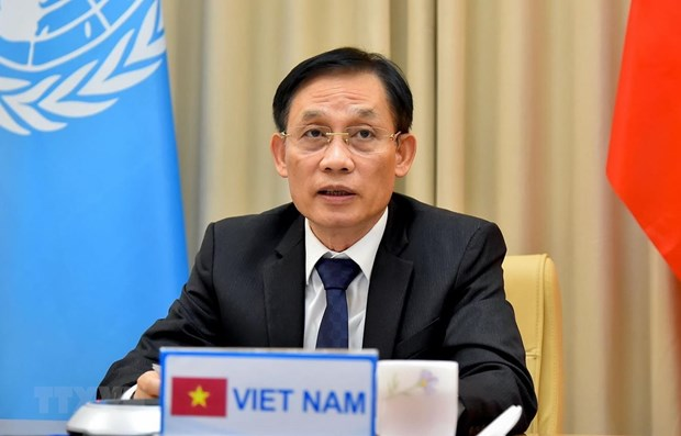Vietnam prioritising enhanced cooperation between UN, regional organisations hinh anh 1