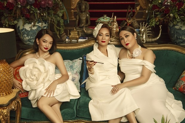 Vietnamese films to compete for cinemagoers during Tet hinh anh 1