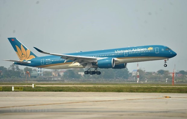 Vietnam Airlines adjusts schedules of flights from/to Vinh city hinh anh 1