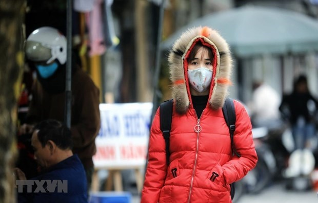 Northern, north central regions gripped in biting cold hinh anh 1
