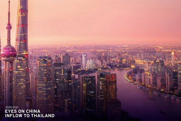 China's investment in Thailand forecast to increase in coming years hinh anh 1