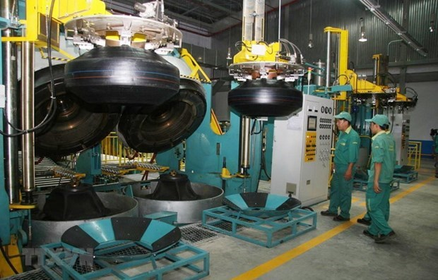 US announces preliminary determination on Vietnamese passenger vehicle tires hinh anh 1