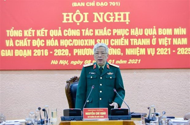 545 mln USD spent on bomb and mine detection, clearance over last decade hinh anh 2