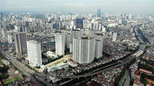 Thousands of apartments to enter Hanoi market this year hinh anh 1