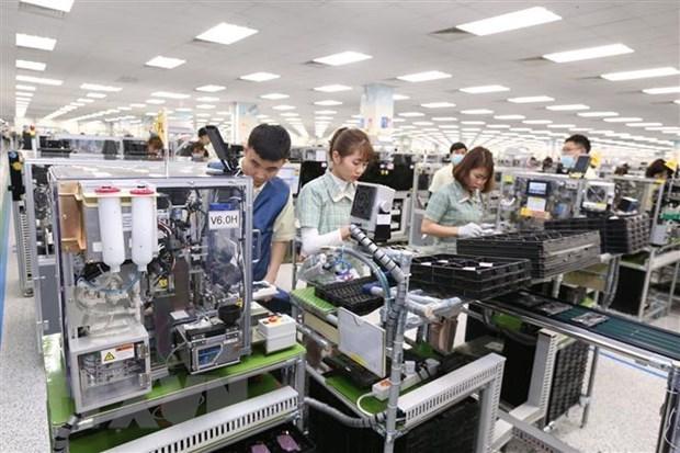 VNR500, top 10 prestigious companies honoured hinh anh 1