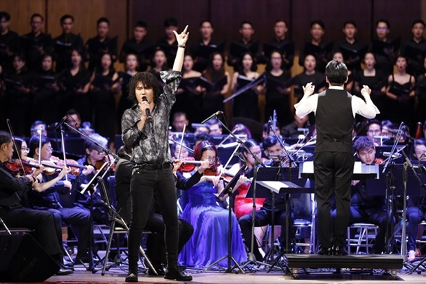 HBSO hosts New Year's concert 2021 hinh anh 1