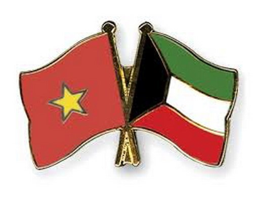 Vietnamese leaders send congratulations to Kuwait on diplomatic ties hinh anh 1