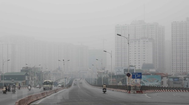 Seminar seeks ways to improve air quality hinh anh 1