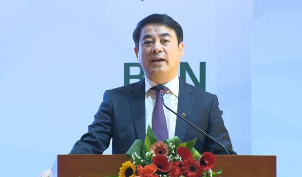 Vietcombank looks to raise pre-tax profit by 12 percent in 2021 hinh anh 1