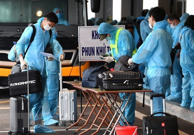 One imported case of COVID-19 recorded on January 11 hinh anh 1